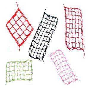 Class teaches square-mesh netting.