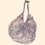 Large Rectangular Square-mesh Bag