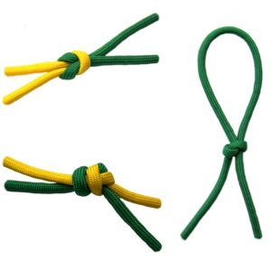 Tying Three Knots: Slip, Square, and Overhand